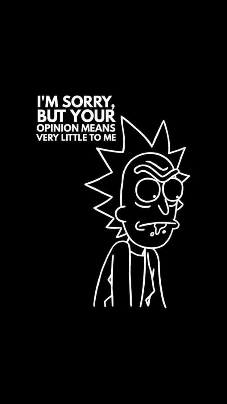 736x1309 Rick And Morty Wallpaper Android , (50+) Pictures