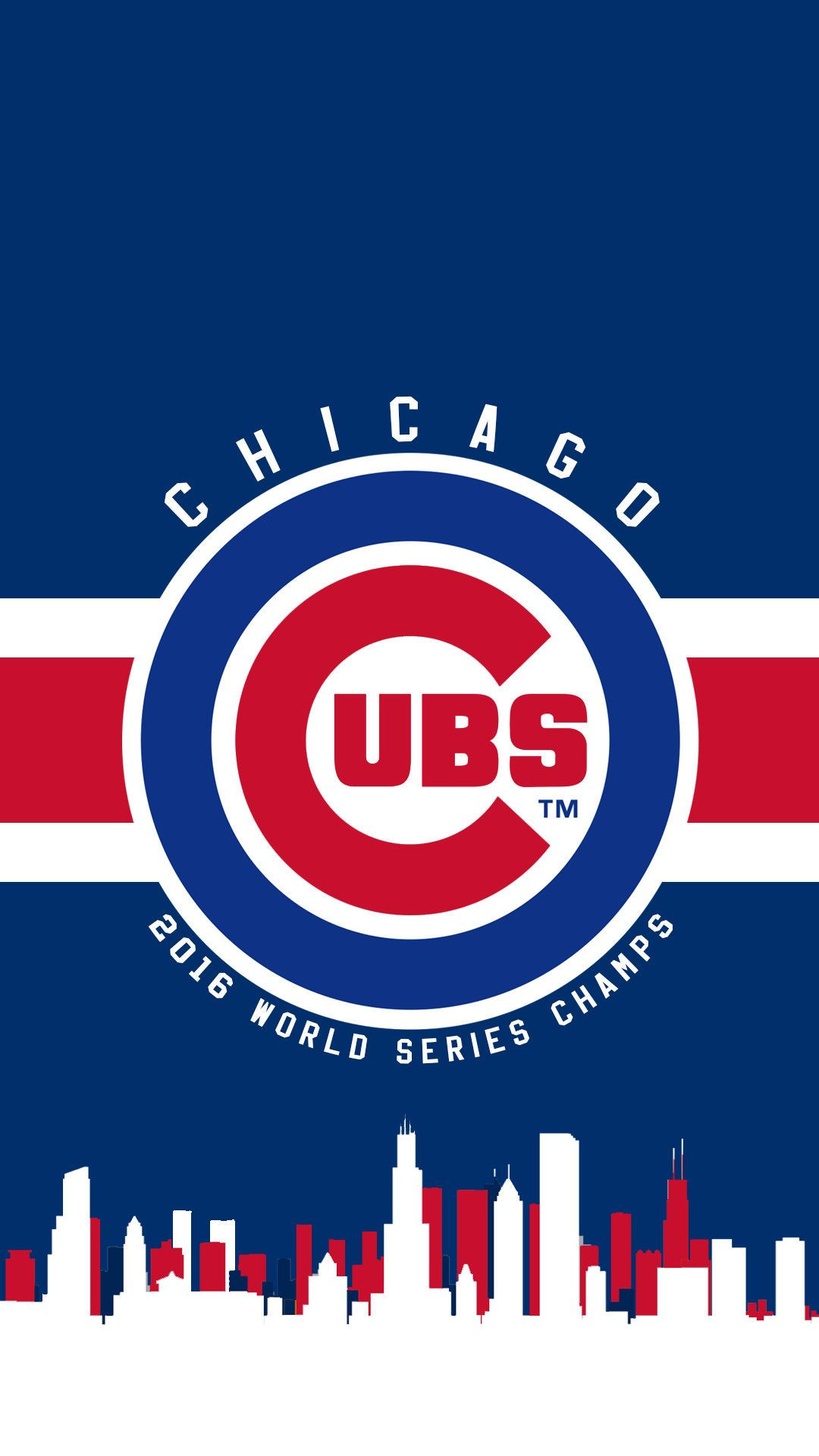 1080x1920 68+ Chicago Cubs Wallpaper for Phones