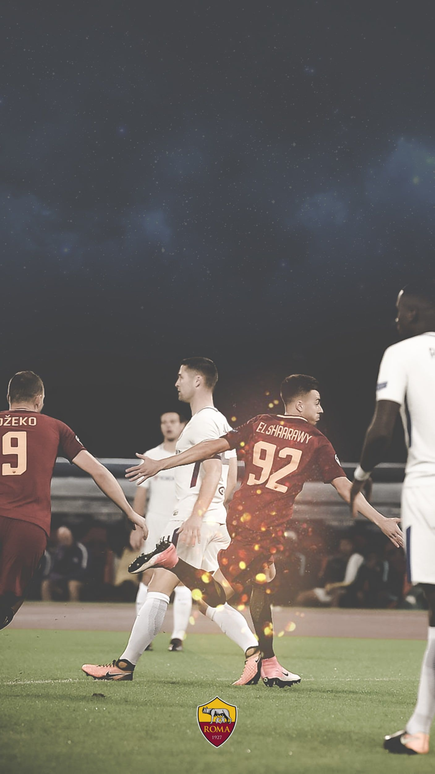 1407x2501 Download five free new Roma wallpapers for your mobile phone ...