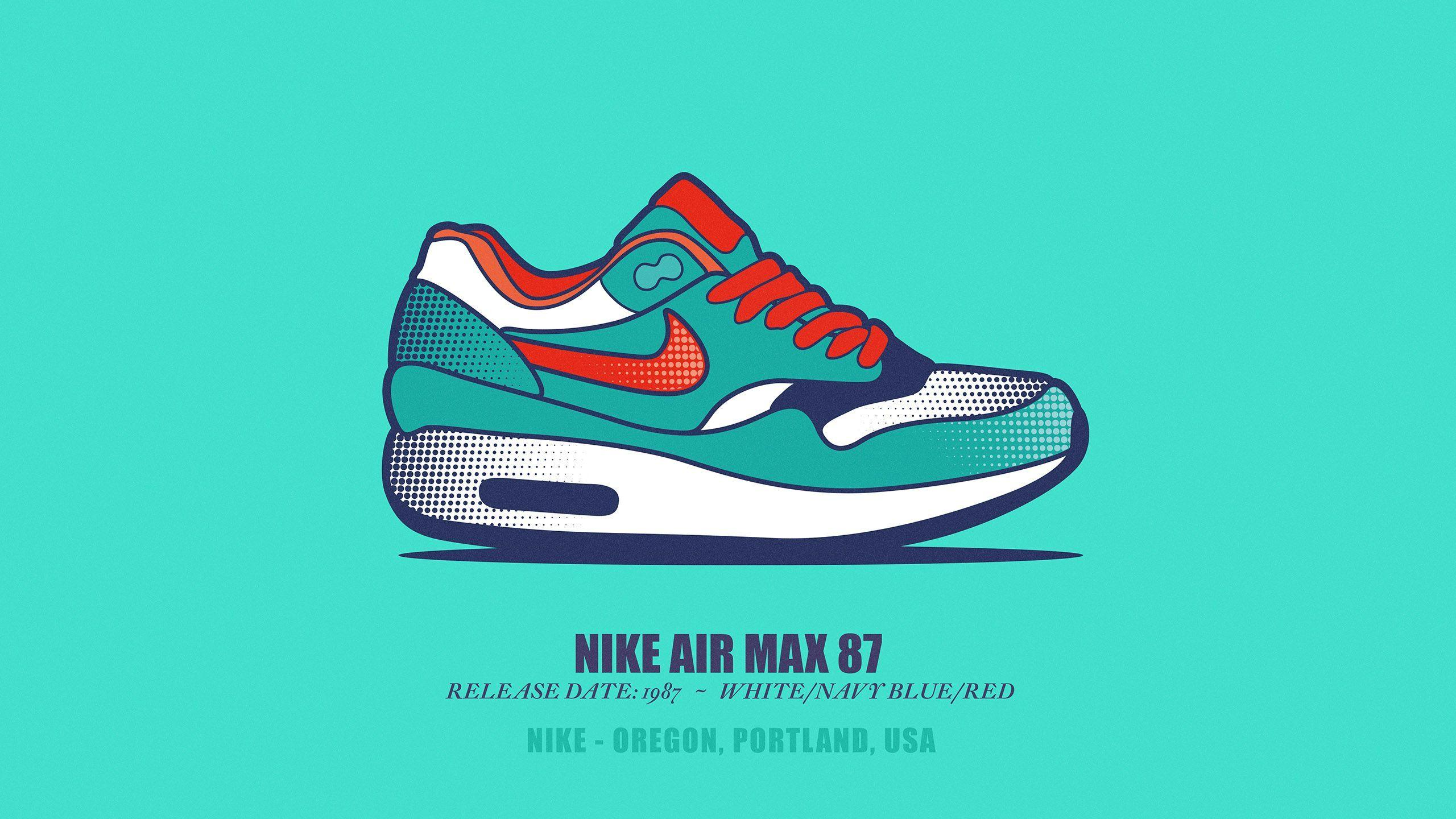 0x0 Nike Air Max Wallpapers