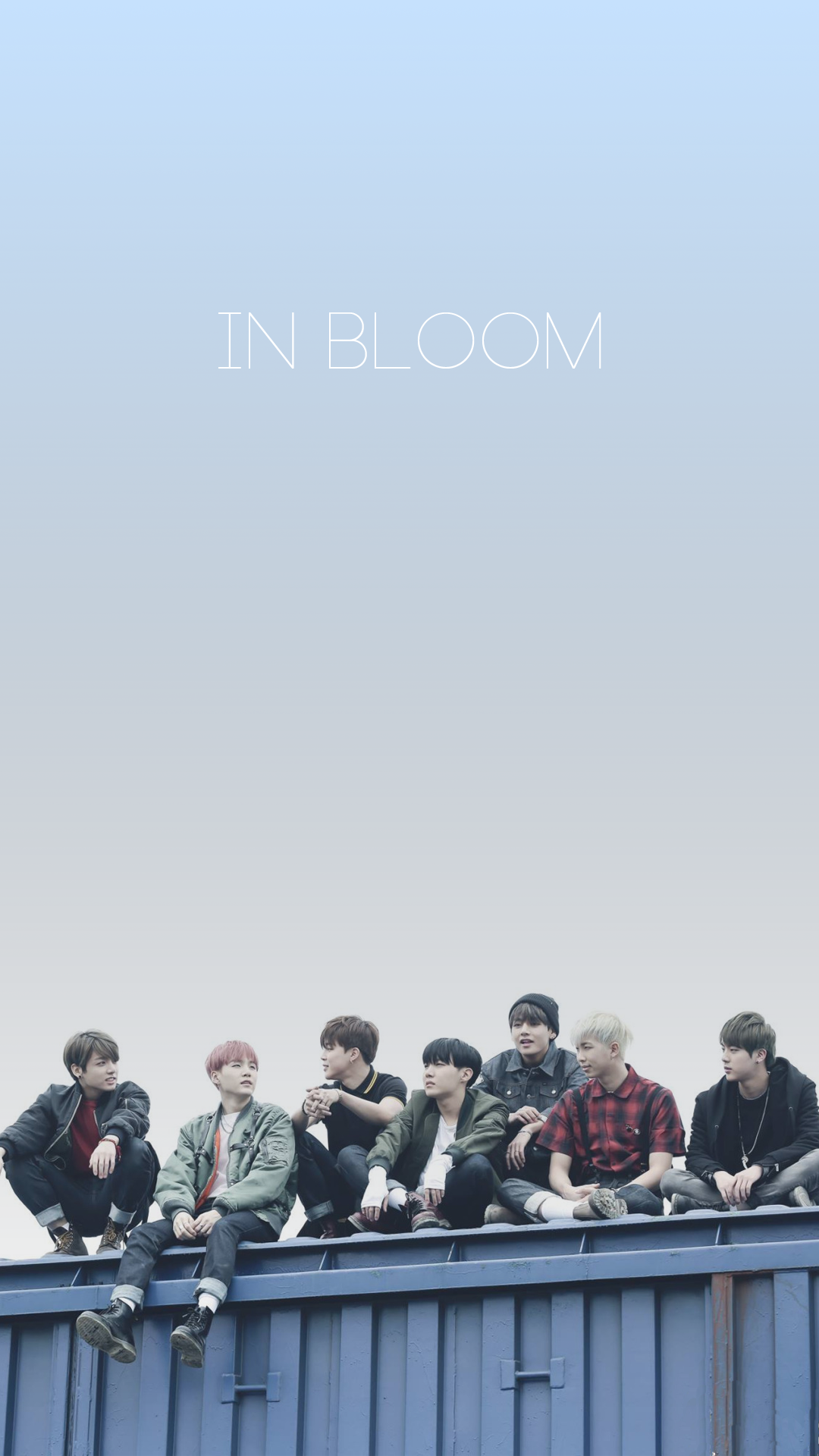 1080x1920 BTS Phone Wallpapers