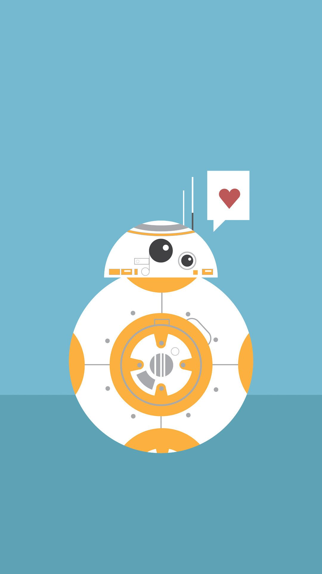 1080x1920 72+ Bb 8 Wallpapers on WallpaperPlay