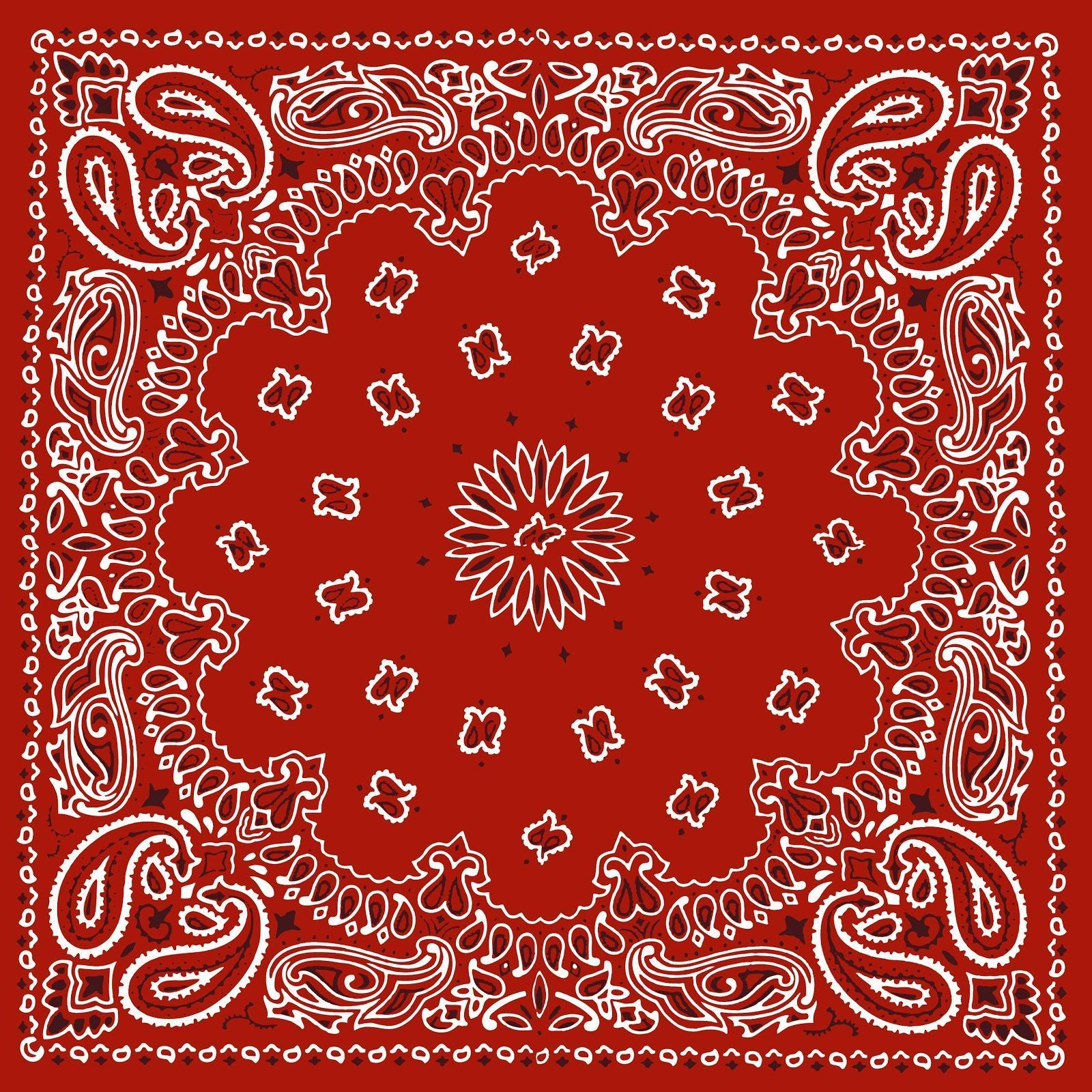 1600x1600 Red Bandana Backgrounds
