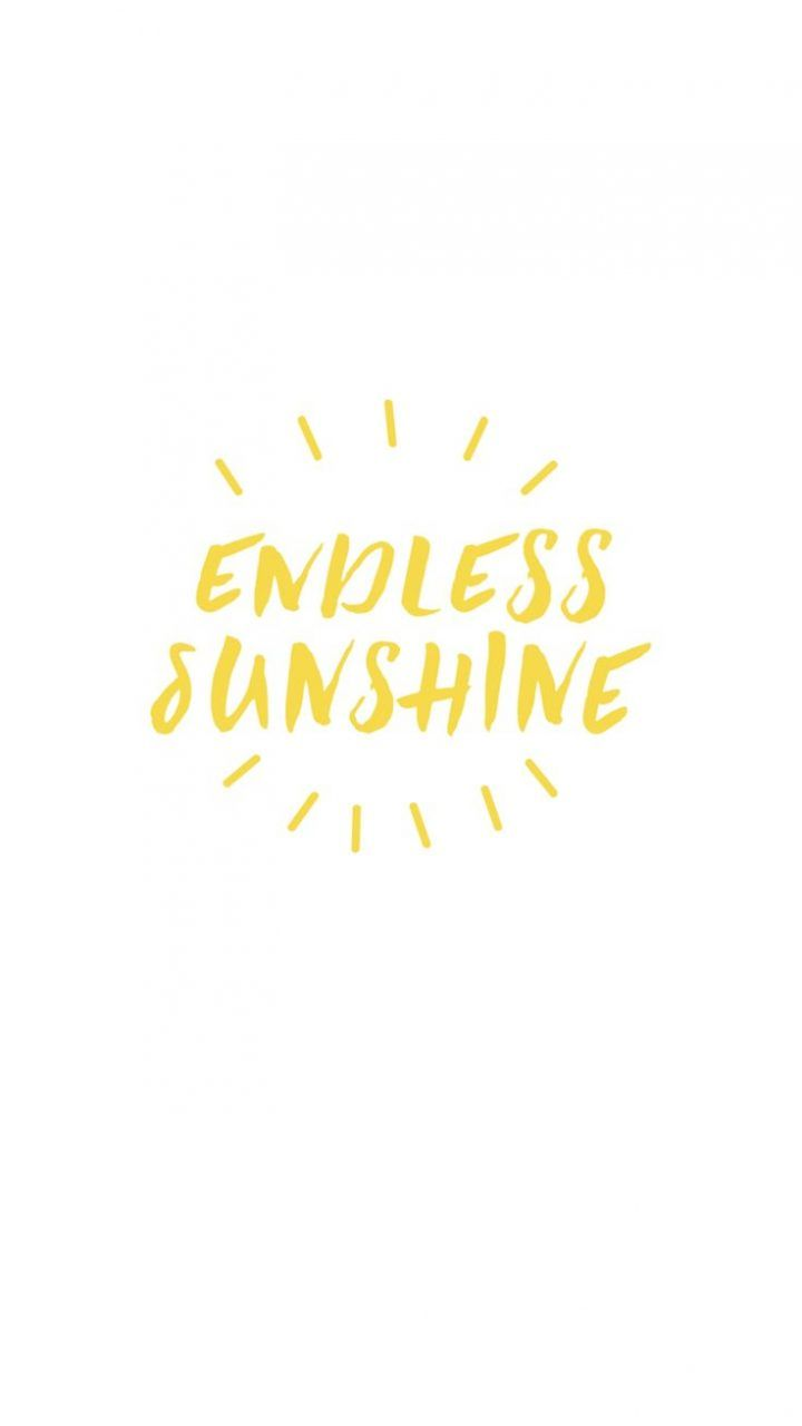 720x1280 FREE Endless Sunshine Phone Wallpaper - Sunshine Style ...