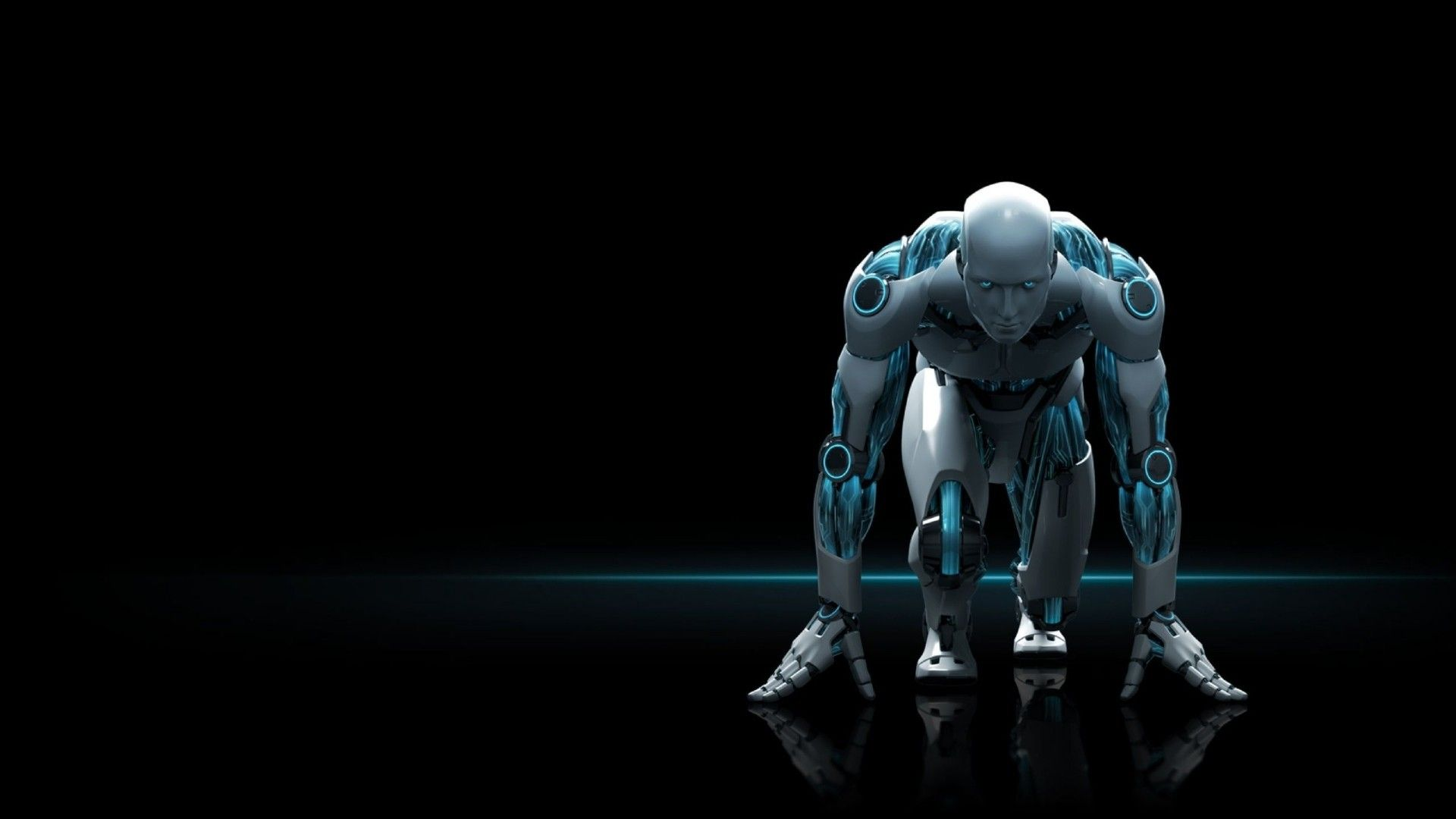 1920x1080 Fitness for robots wallpapers and images - wallpapers ...