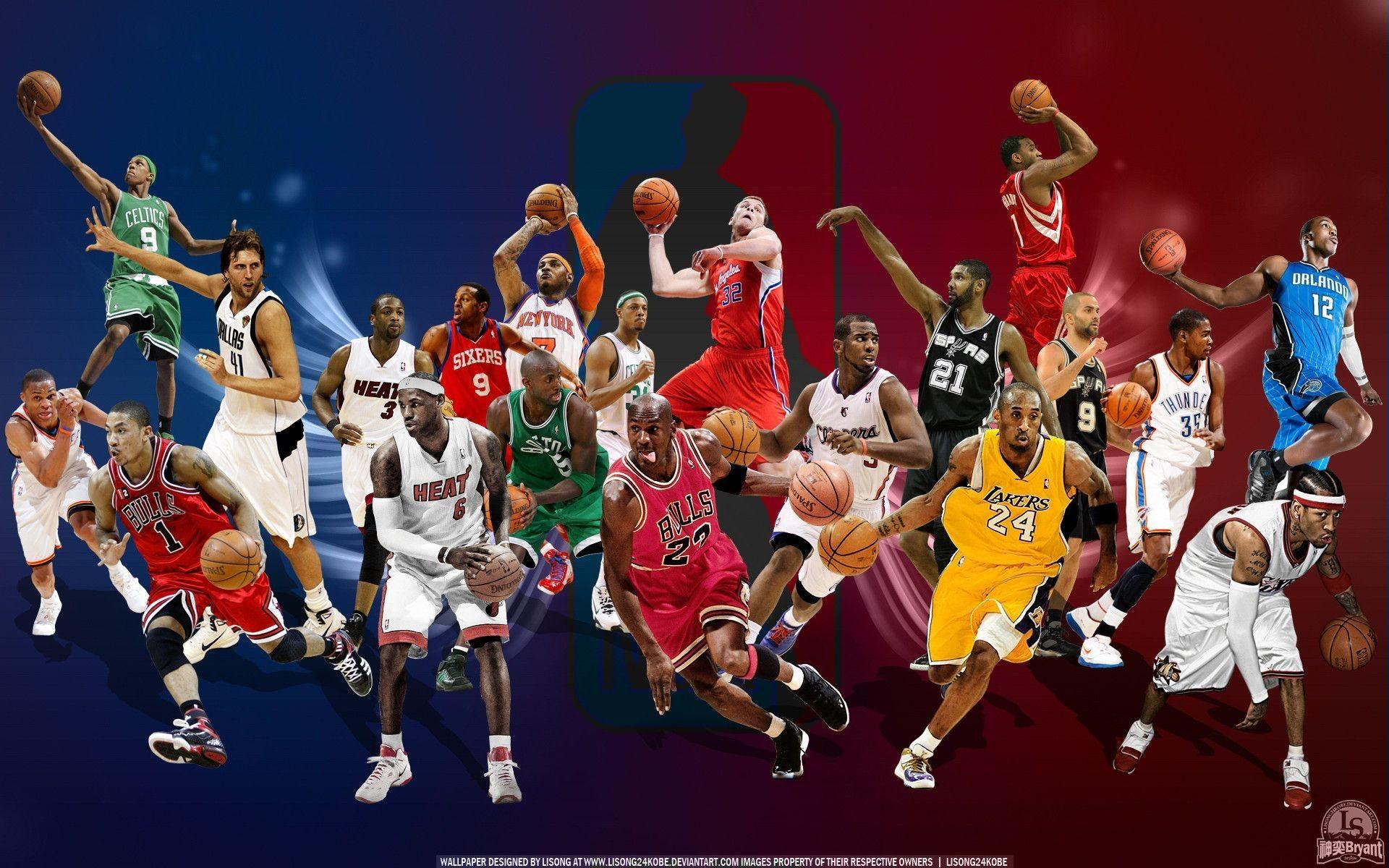 1920x1200 Basketball Wallpapers Nba Group (61+), Download for free