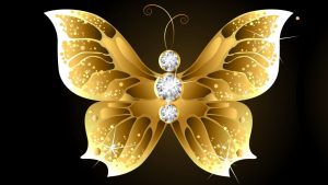 Gold Butterfly Wallpapers – Top Free Gold Butterfly Backgrounds