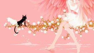 Pink Angel Wallpapers – Top Free Pink Angel Backgrounds