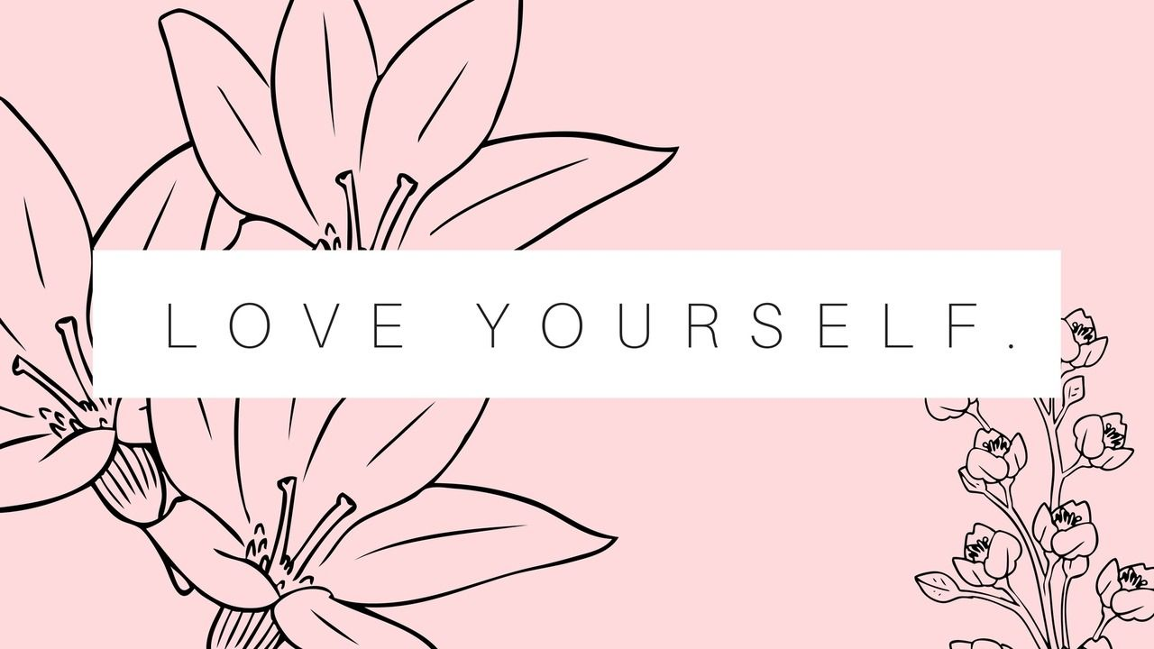 1280x720 fandom wallpapers — LOVE YOURSELF. Inspired by the BTS album ...