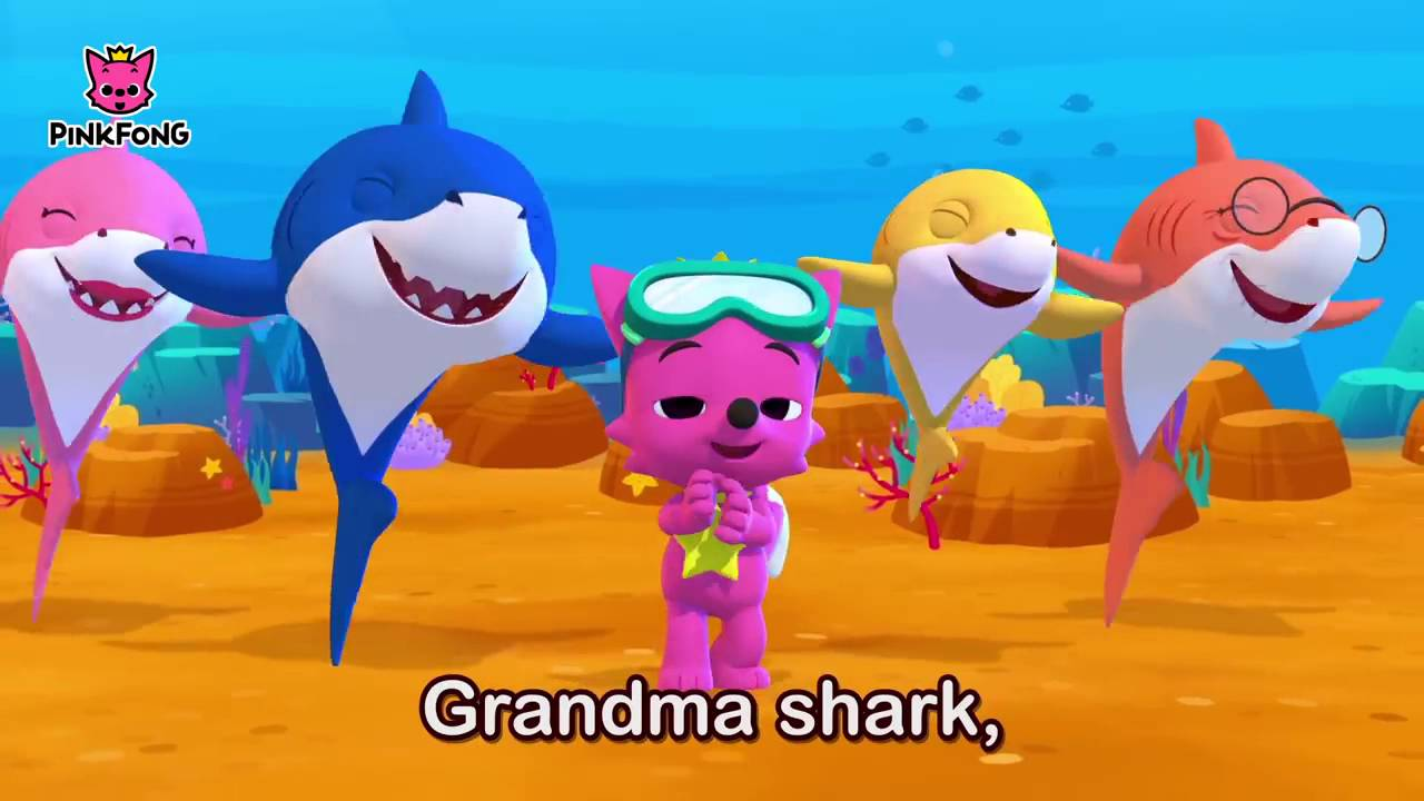 1280x720 Free download Baby Shark Sing and Dance Animal Songs ...