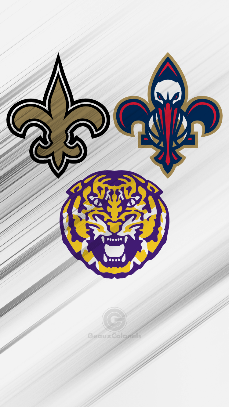 750x1334 Lsu Wallpaper For Iphone 5