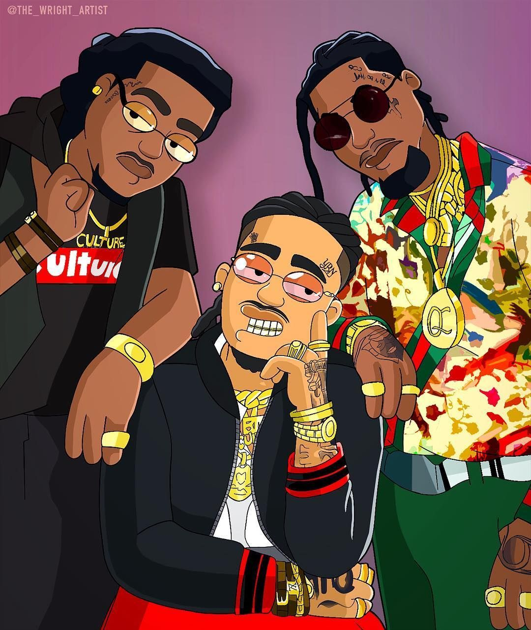 1080x1281 Migos/Family Guy Style | Comikz, Comedy, ART | Pinterest | Family ...