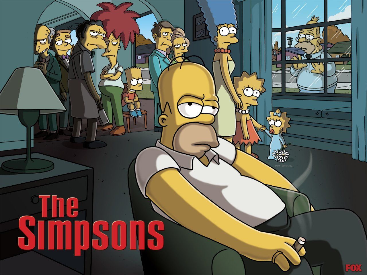 1280x960 386 The Simpsons HD Wallpapers | Background Images - Wallpaper Abyss