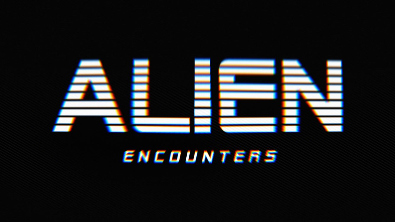 1338x753 Alien Encounters - FREE 80s Font Family - Hipsthetic