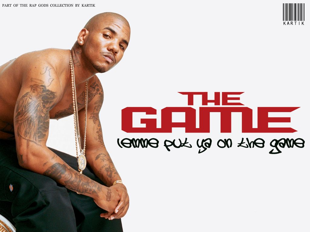 1024x768 the game - The Game (Rapper) Wallpaper (610149) - Fanpop