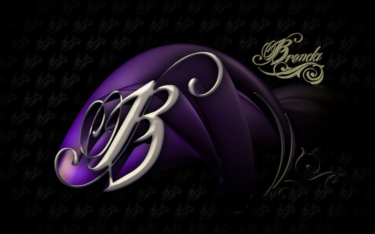 1280x800 Letter B Wallpapers
