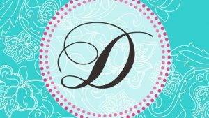 Letter D Wallpapers – Top Free Letter D Backgrounds
