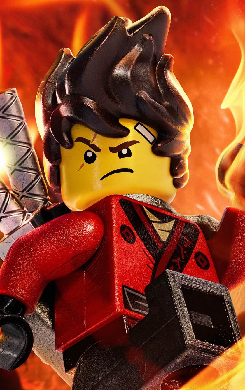 840x1336 Download Kai The Lego Ninjago Movie Still 840x1336 Resolution, Full ...
