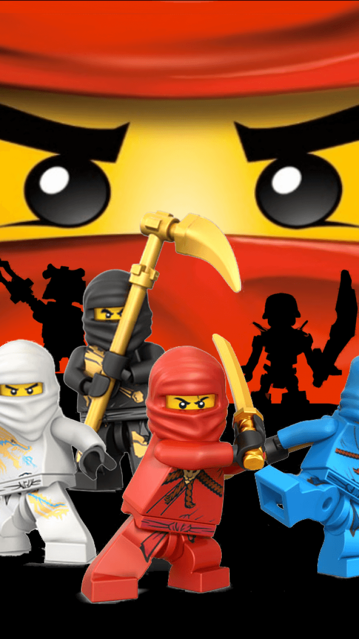 720x1280 TV Show/Lego Ninjago: Masters Of Spinjitzu (720x1280) Wallpaper ID ...