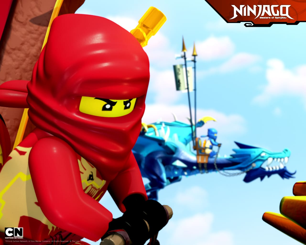 1280x1024 NINJAGO | Free Wallpapers and Pictures | Cartoon Network