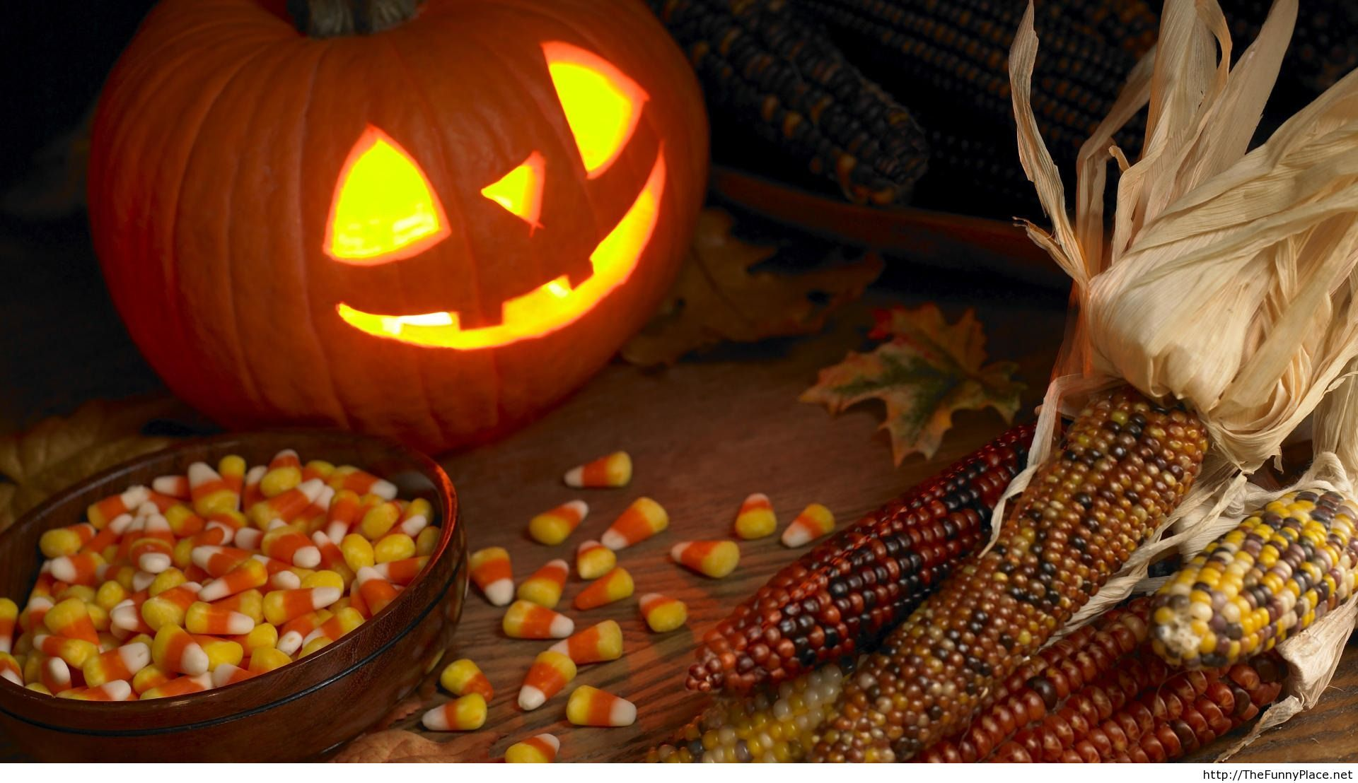 1920x1108 Halloween 2013 HD wallpaper with pumpkin – TheFunnyPlace