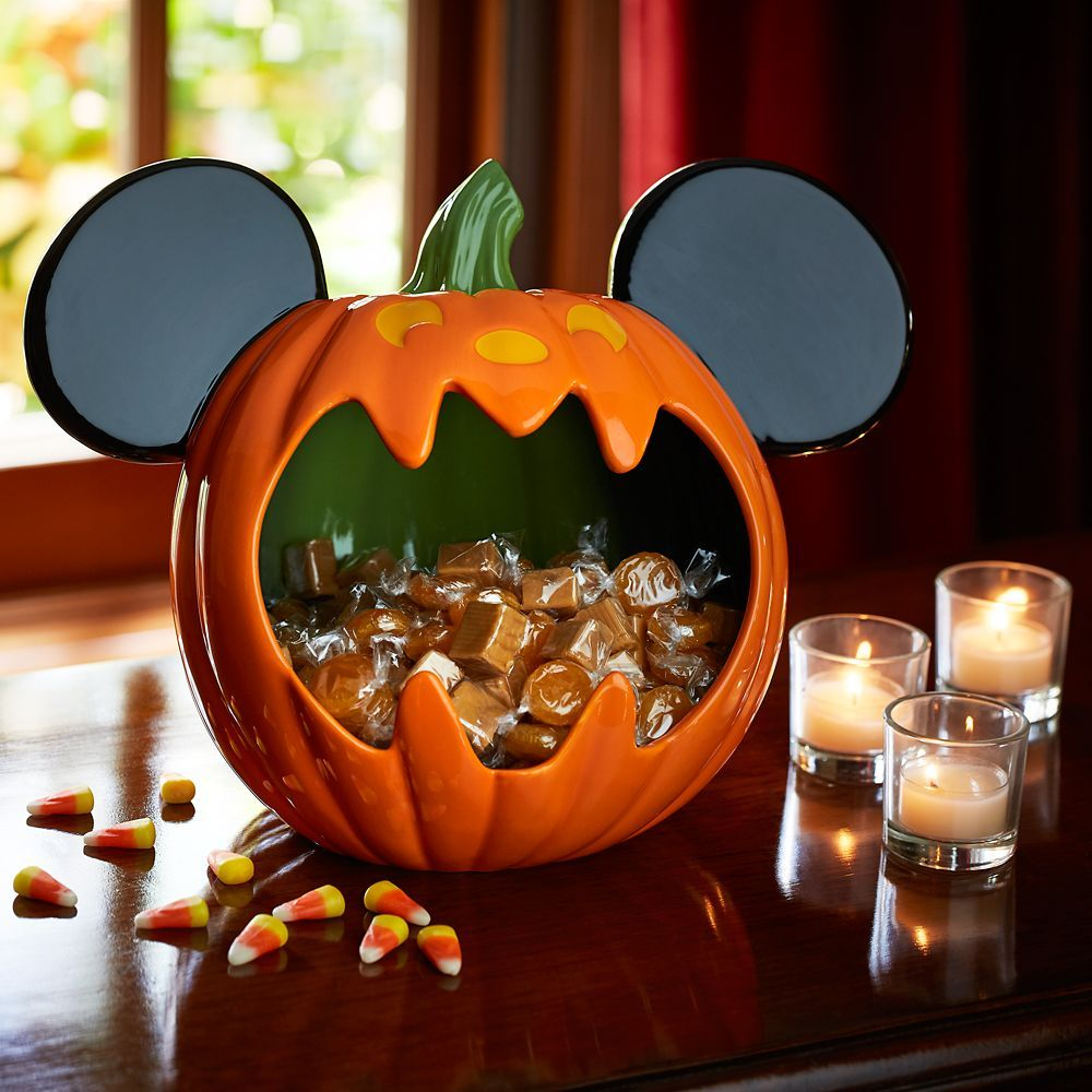 1000x1000 Mickey Mouse Halloween Candy Bowl