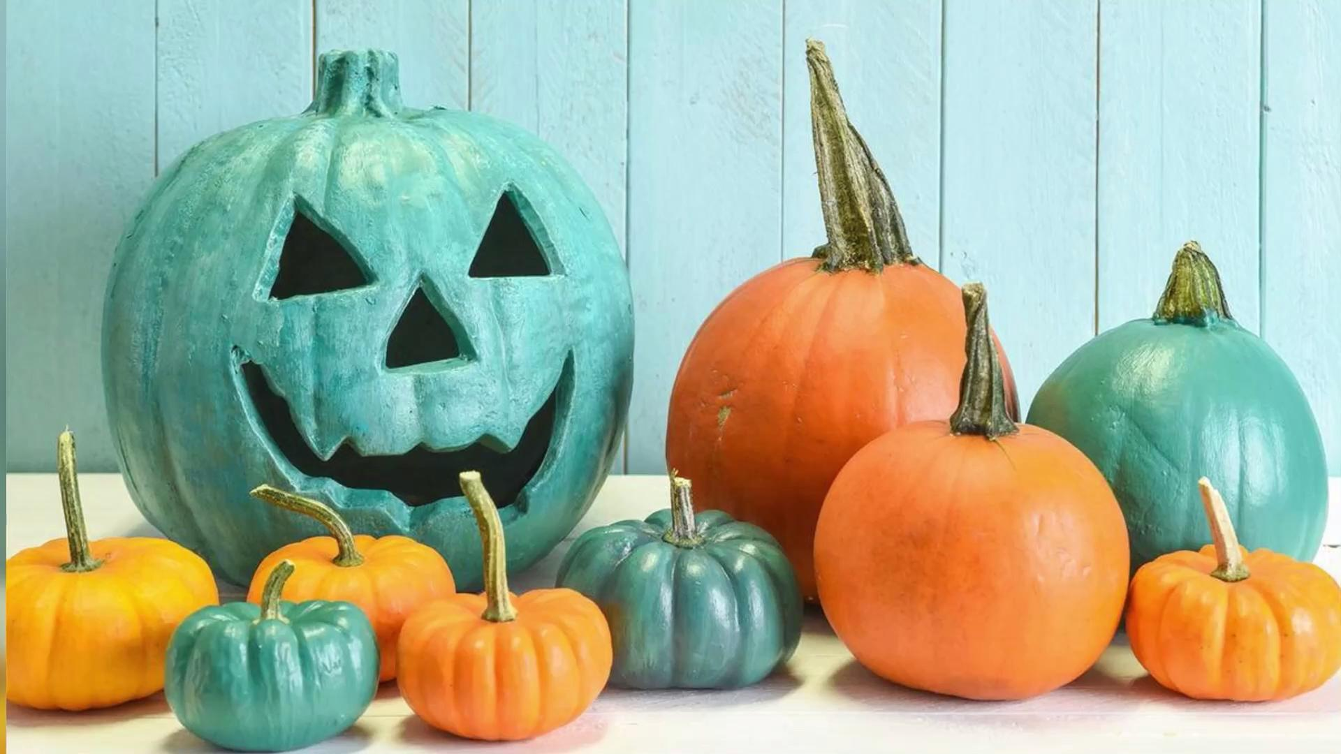 1920x1080 Teal Pumpkin Project Promotes Treats for Kids with Food ...