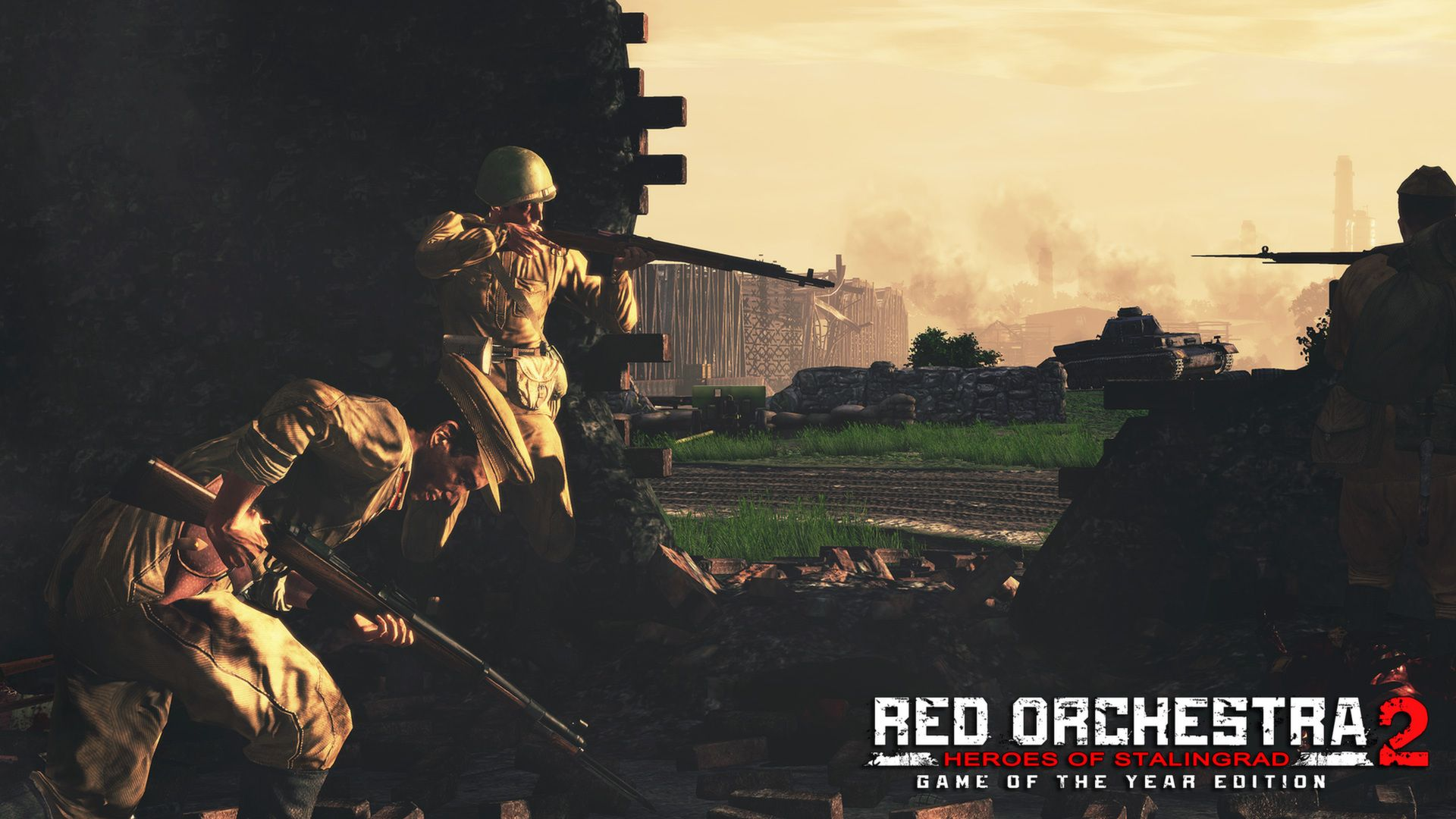 1920x1080 Red Orchestra 2: Heroes of Stalingrad HD Wallpapers and ...