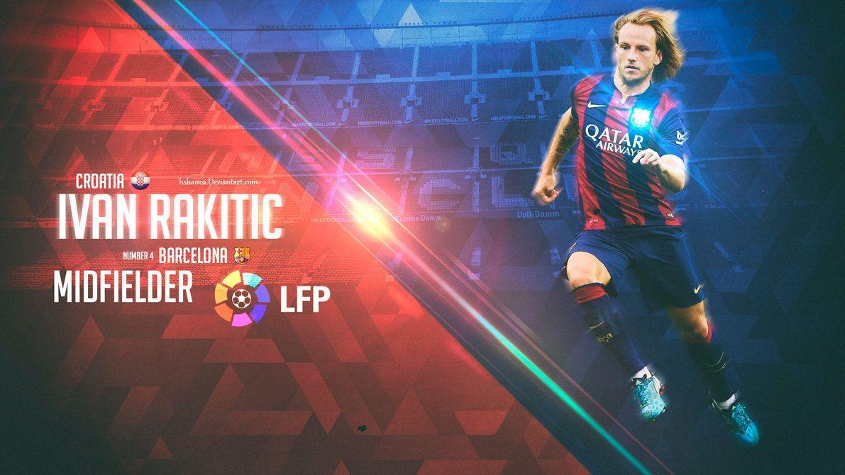 1191x670 Ivan Rakitić Wallpapers