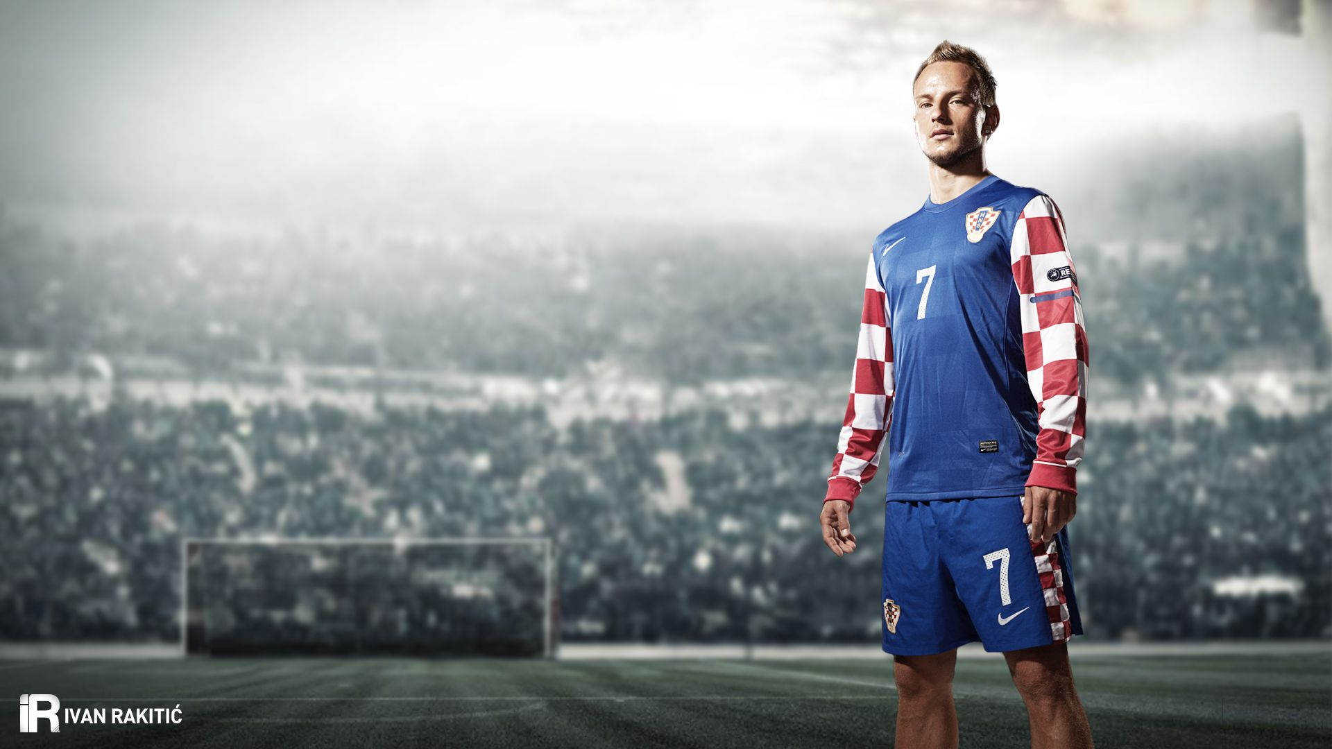 1920x1080 Ivan Rakitic Football Wallpaper