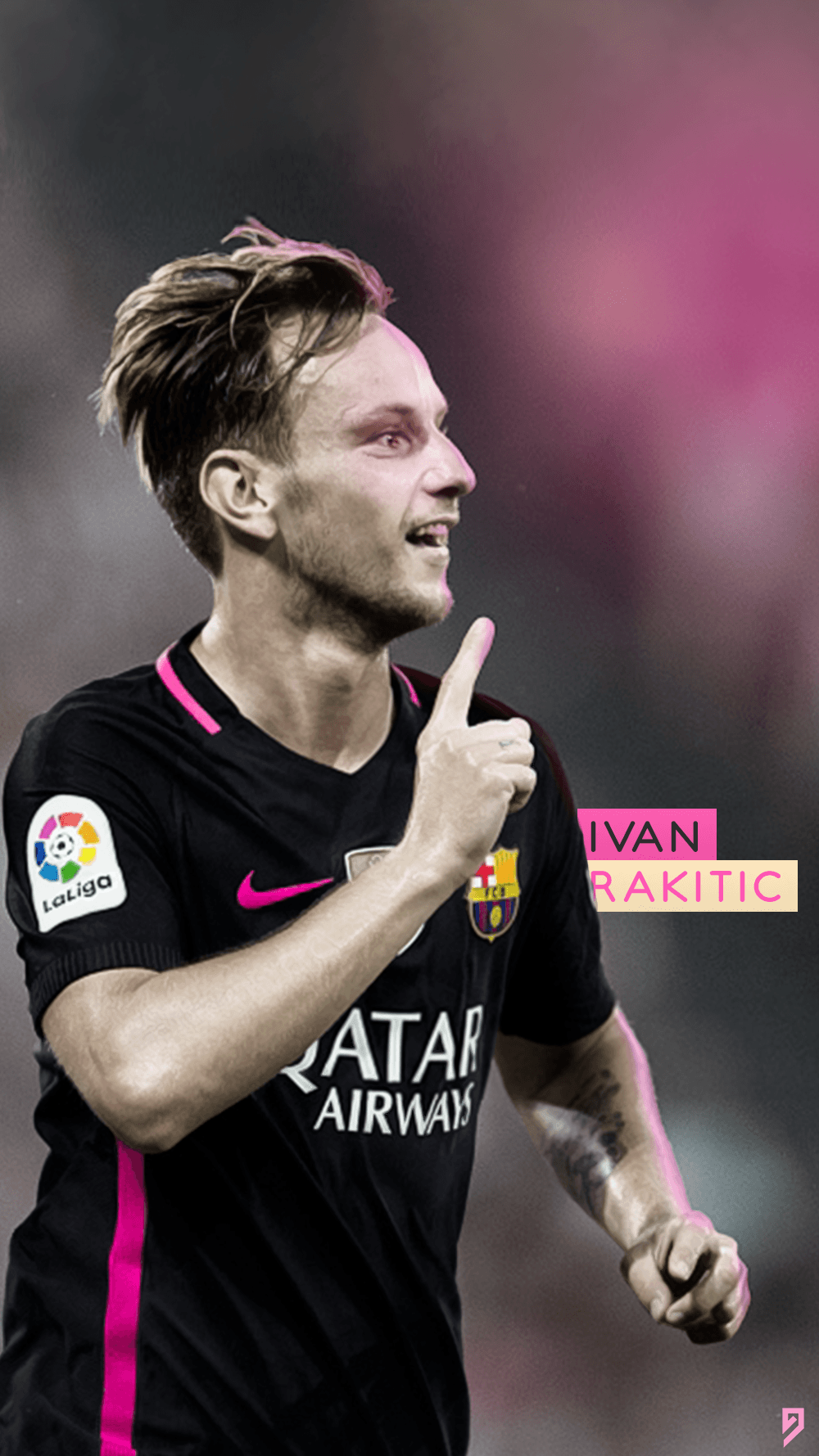1000x1779 Ivan Rakitić Wallpapers