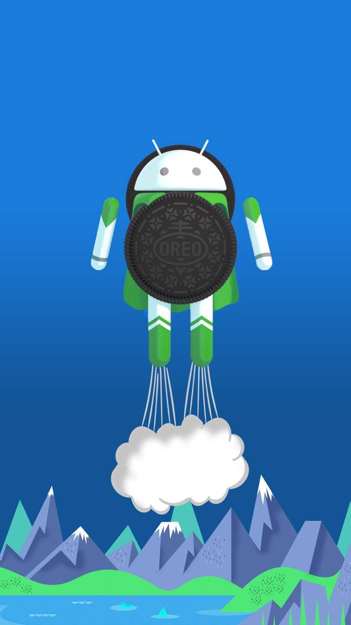 720x1280 Android Oreo Wallpaper by mrjovsta - b6 - Free on ZEDGE™