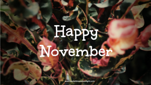 Happy November Wallpapers – Top Free Happy November Backgrounds