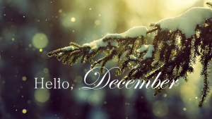 Hello December Wallpapers – Top Free Hello December Backgrounds