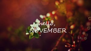Hello November Computer Wallpapers – Top Free Hello November Computer Backgrounds