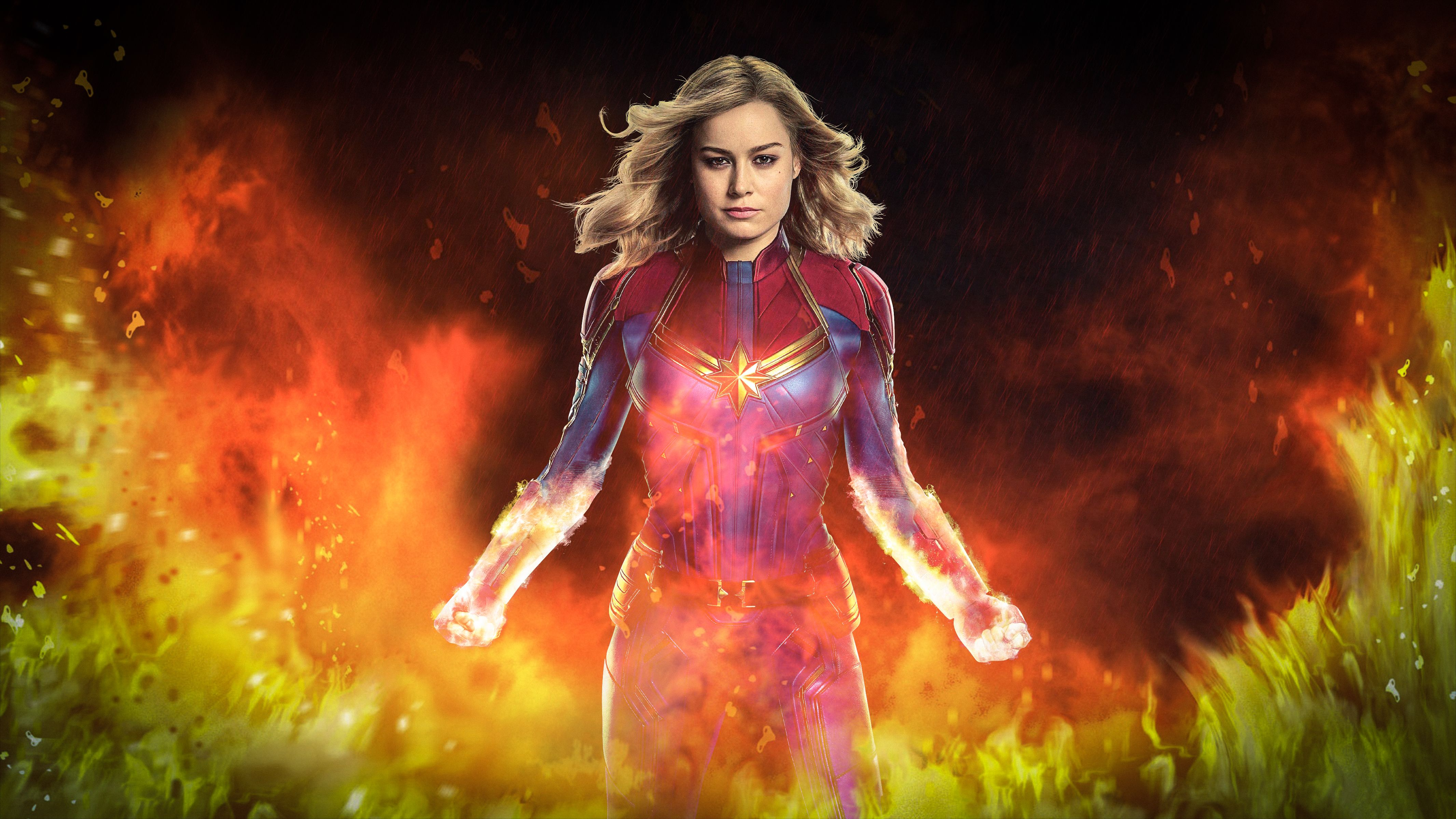 4263x2398 Captain Marvel Movie 2019 4k Art, HD Movies, 4k Wallpapers ...