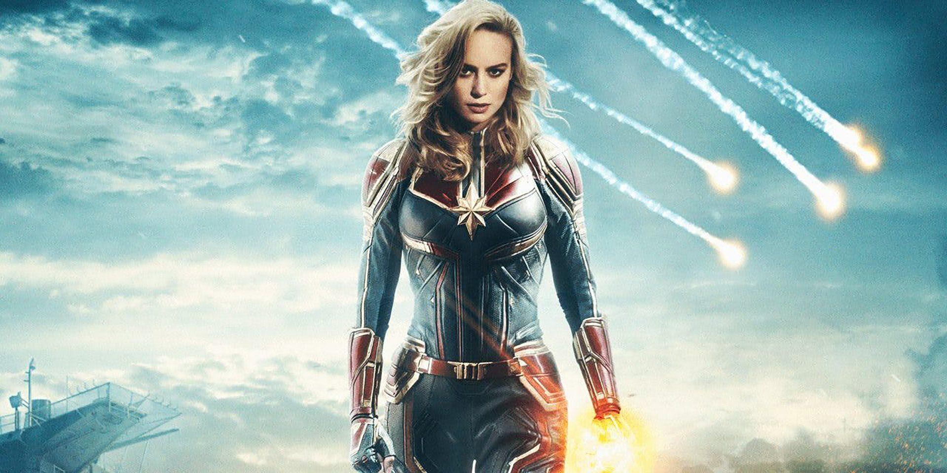 1920x960 Captain Marvel Brie Larson Wallpapers