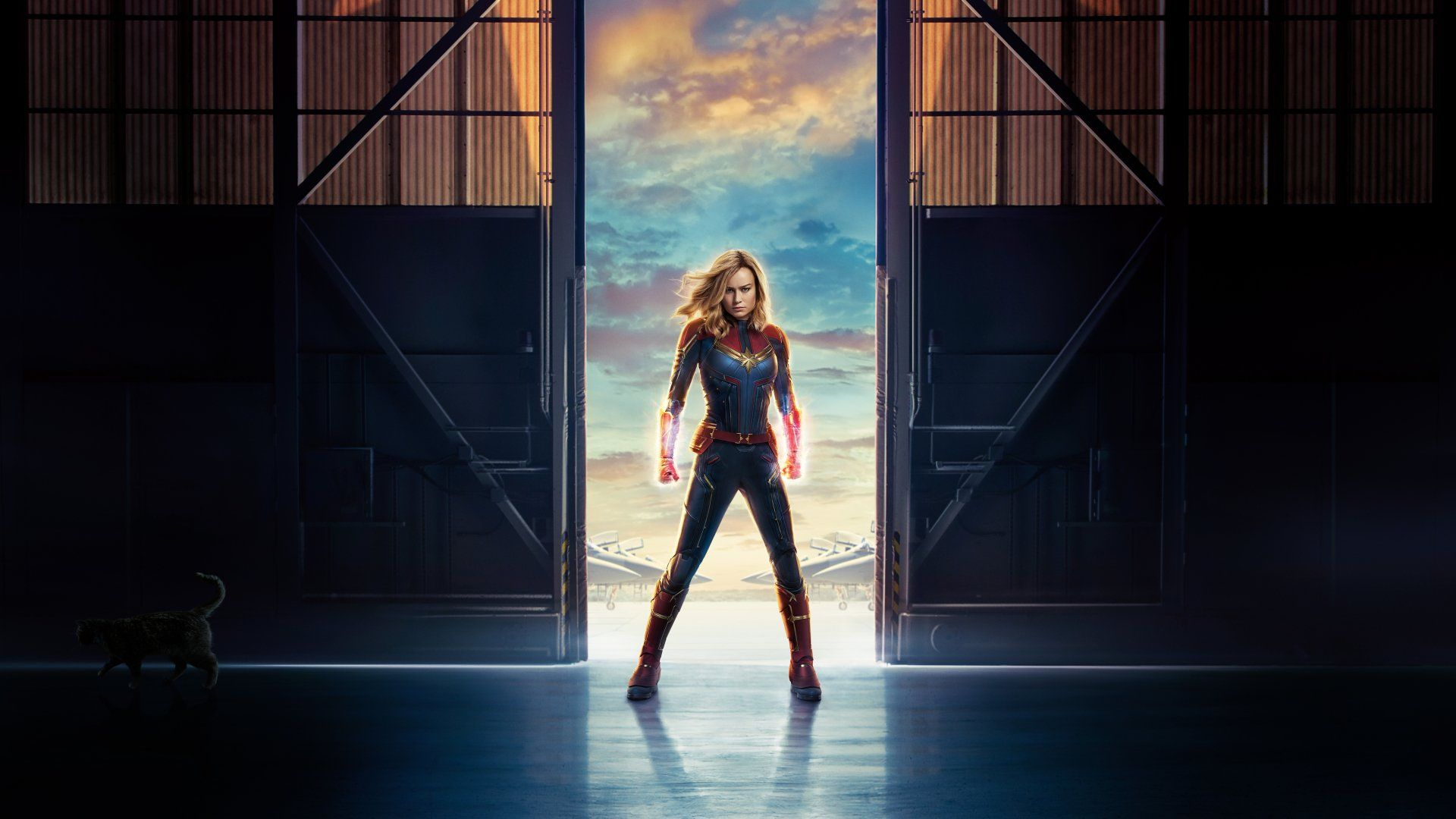 1920x1080 60 Captain Marvel HD Wallpapers | Background Images ...