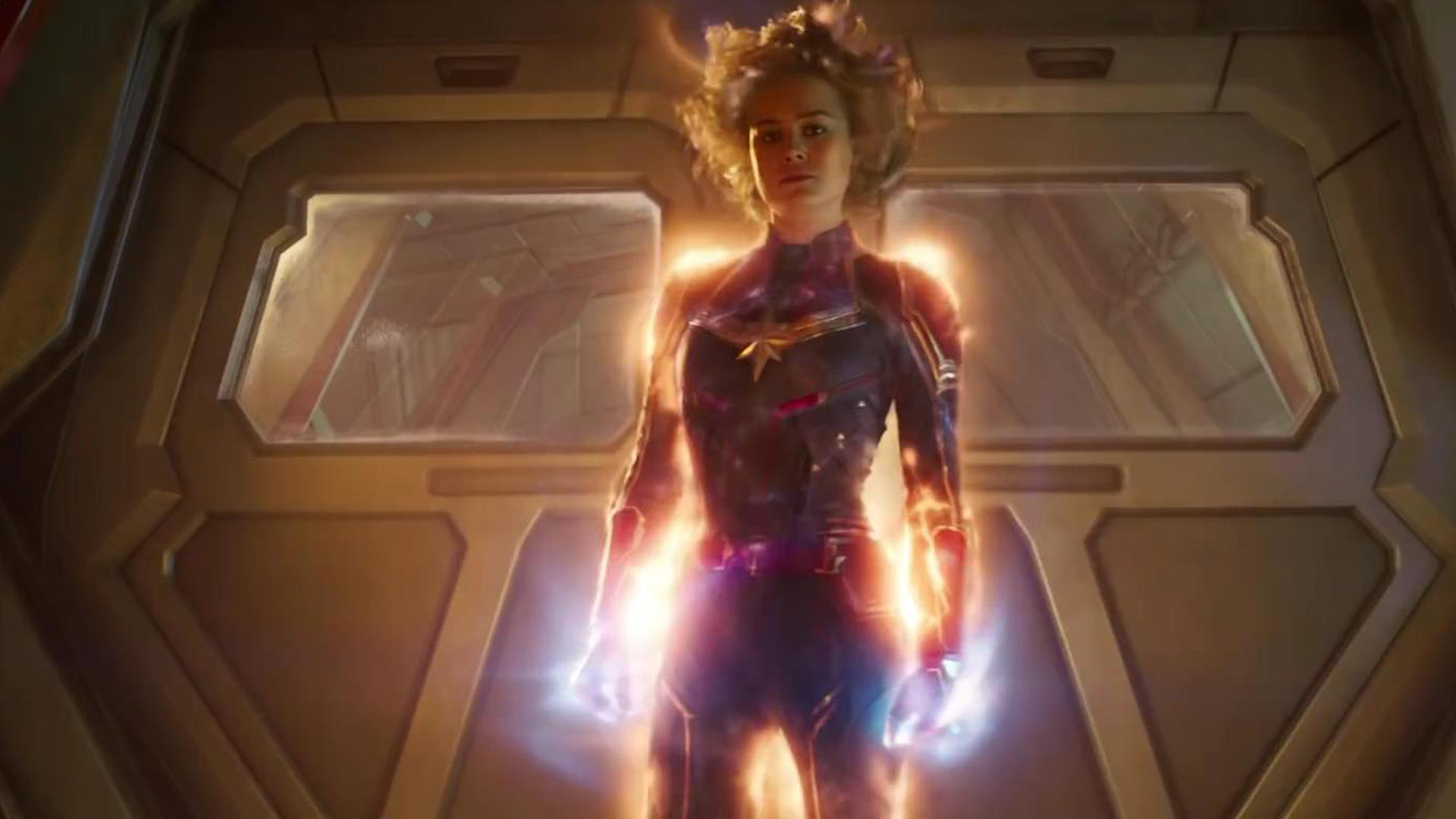 1920x1080 Captain Marvel 4k: Real or Fake? - Gamerheadquarters