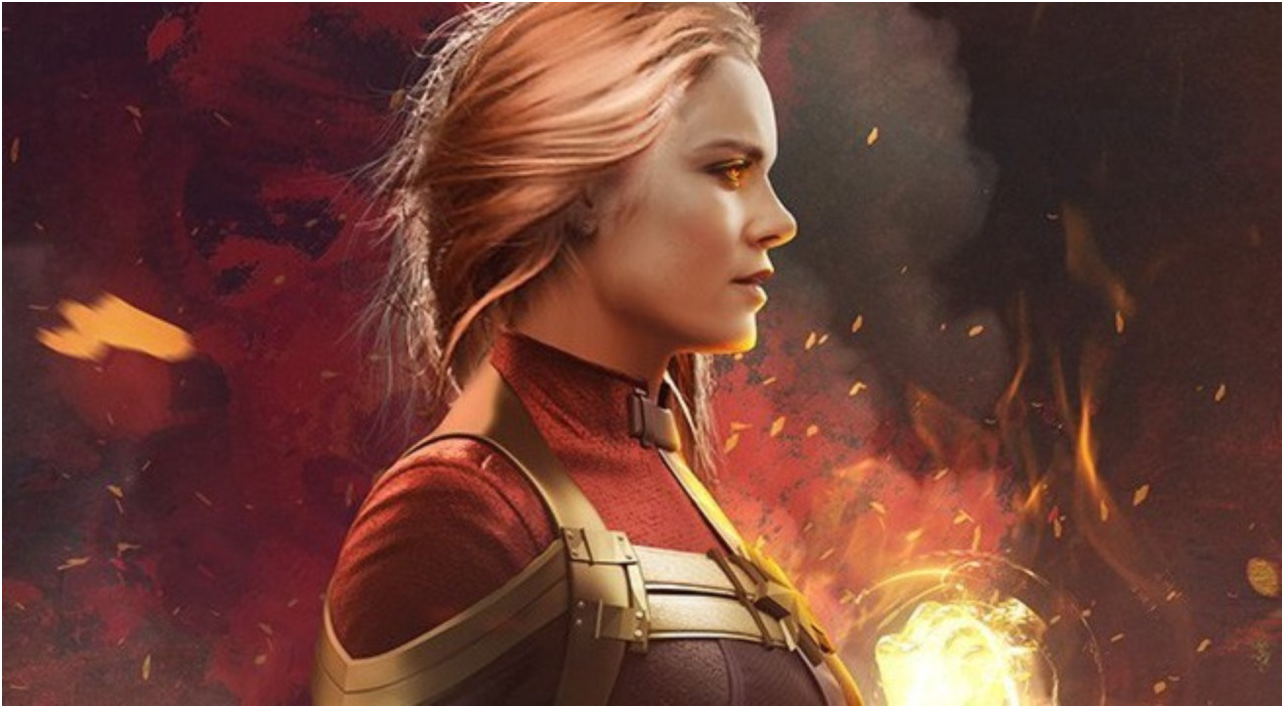 1284x708 CAPTAIN MARVEL WALLPAPERS HD, 4K - Tech Men