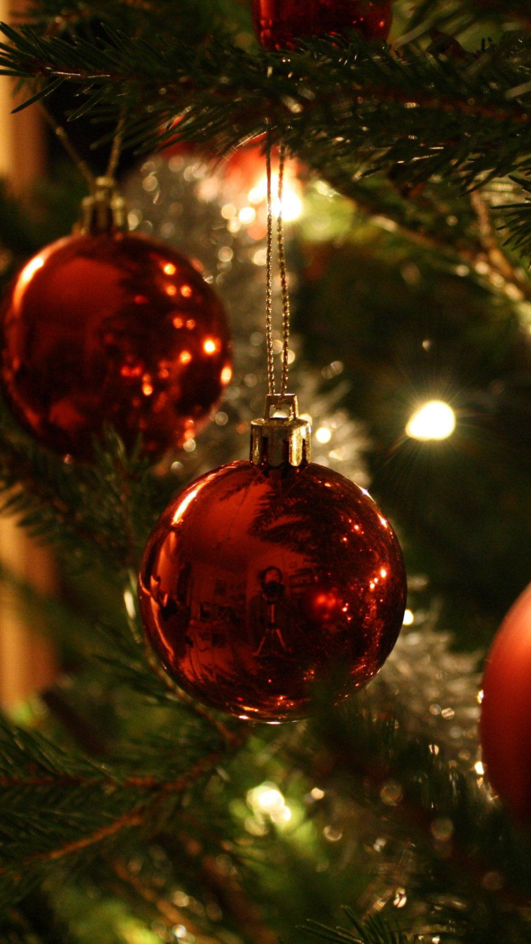 1080x1920 4K Christmas Tree Wallpapers High Quality   Download Free