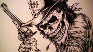 Western Skull Wallpapers – Top Free Western Skull Backgrounds