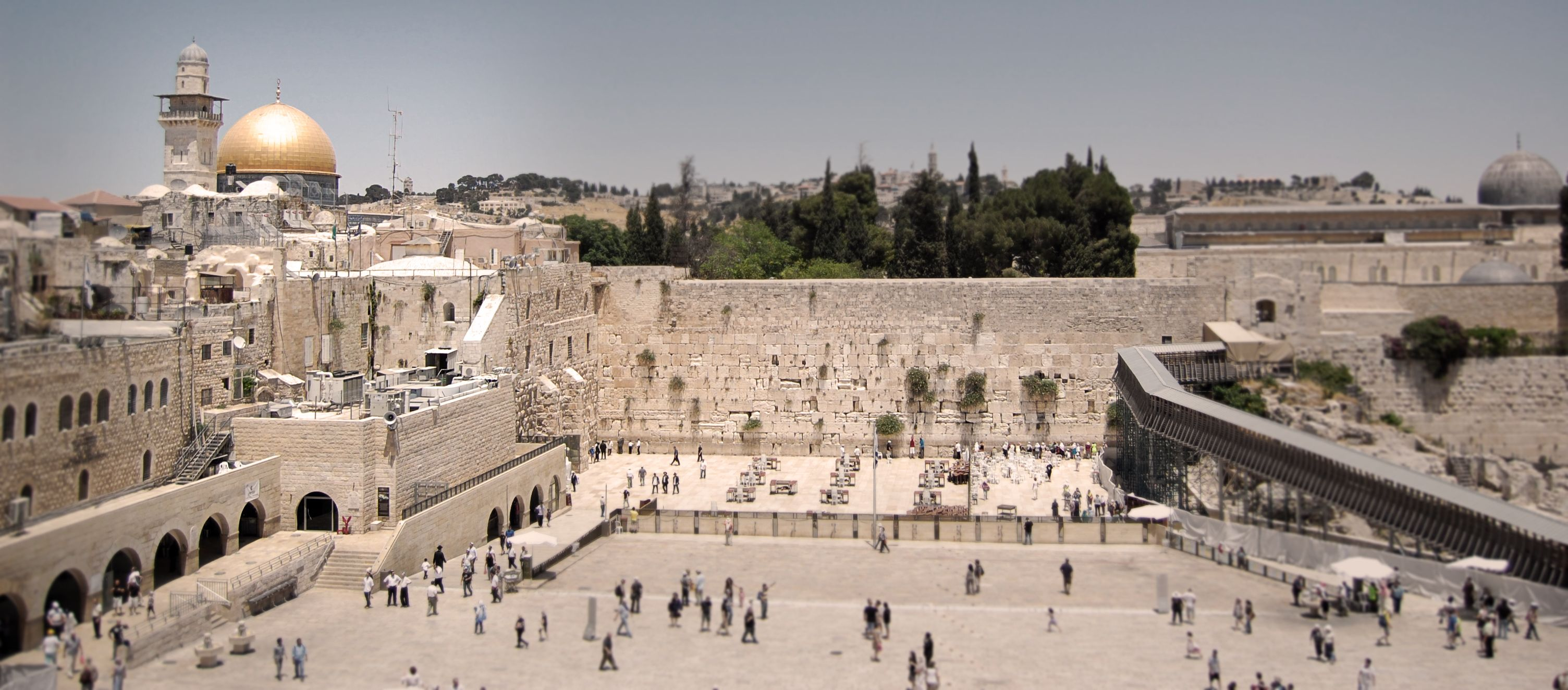 3008x1324 The Weeping Wall In Israel Wallpapers High Quality ...