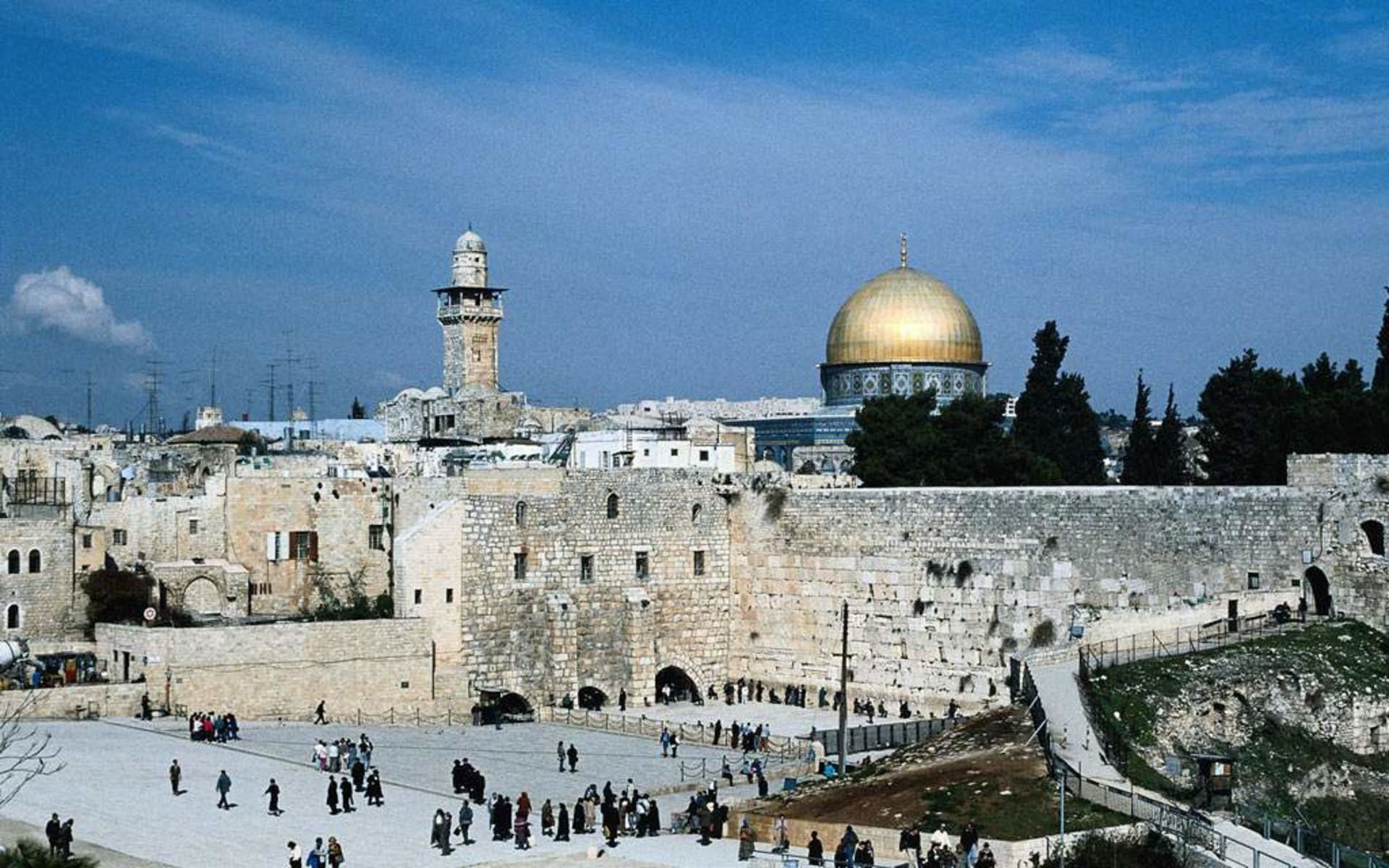 1920x1200 Jerusalem Wallpapers (58+ background pictures)
