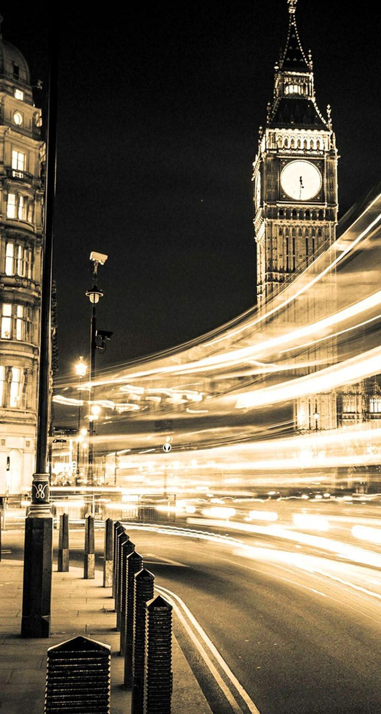 744x1392 Lighting Big Ben London - The iPhone Wallpapers