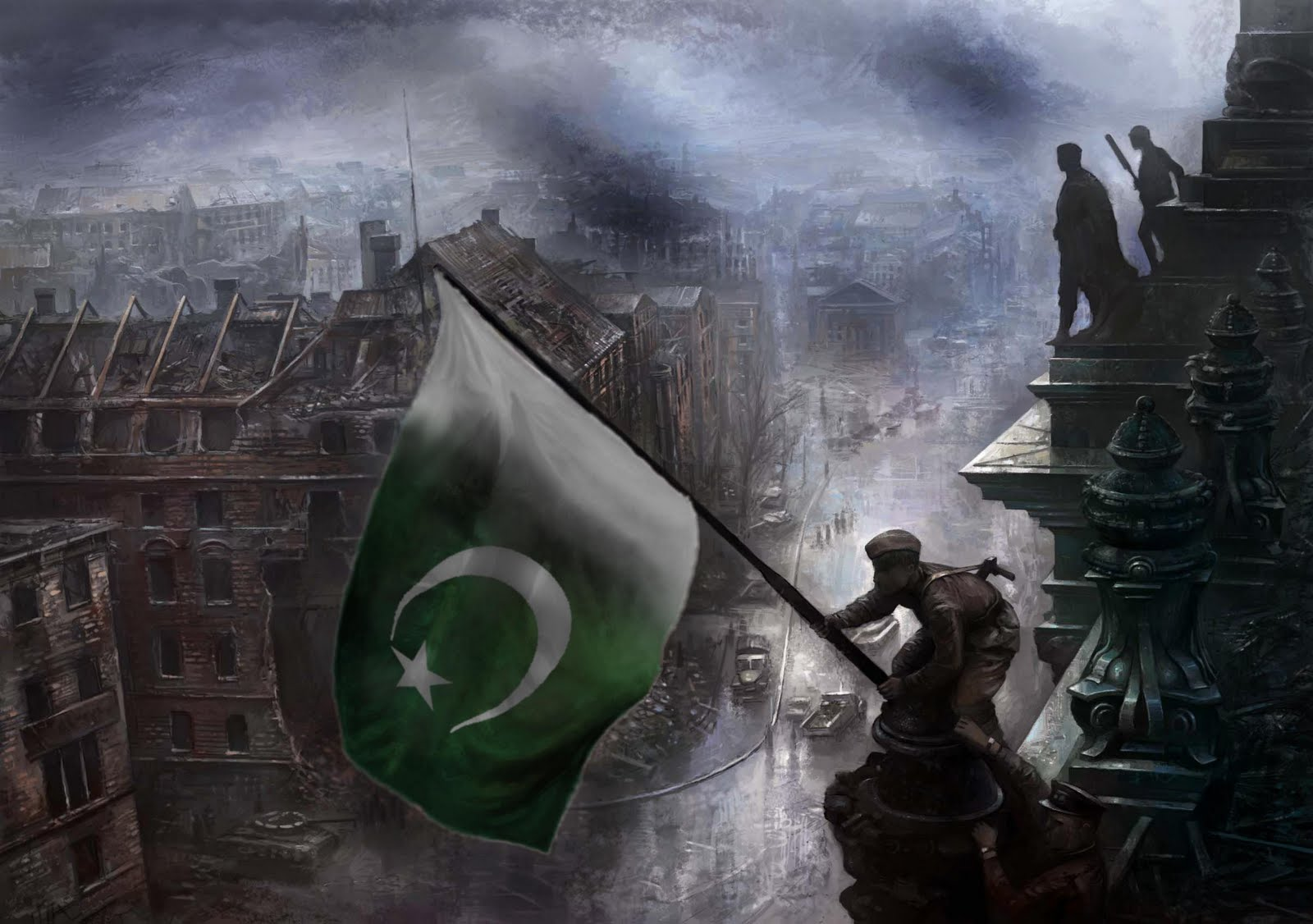 1600x1126 50+] Pak Army HD Wallpapers on WallpaperSafari