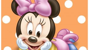 Baby Minnie Wallpapers – Top Free Baby Minnie Backgrounds