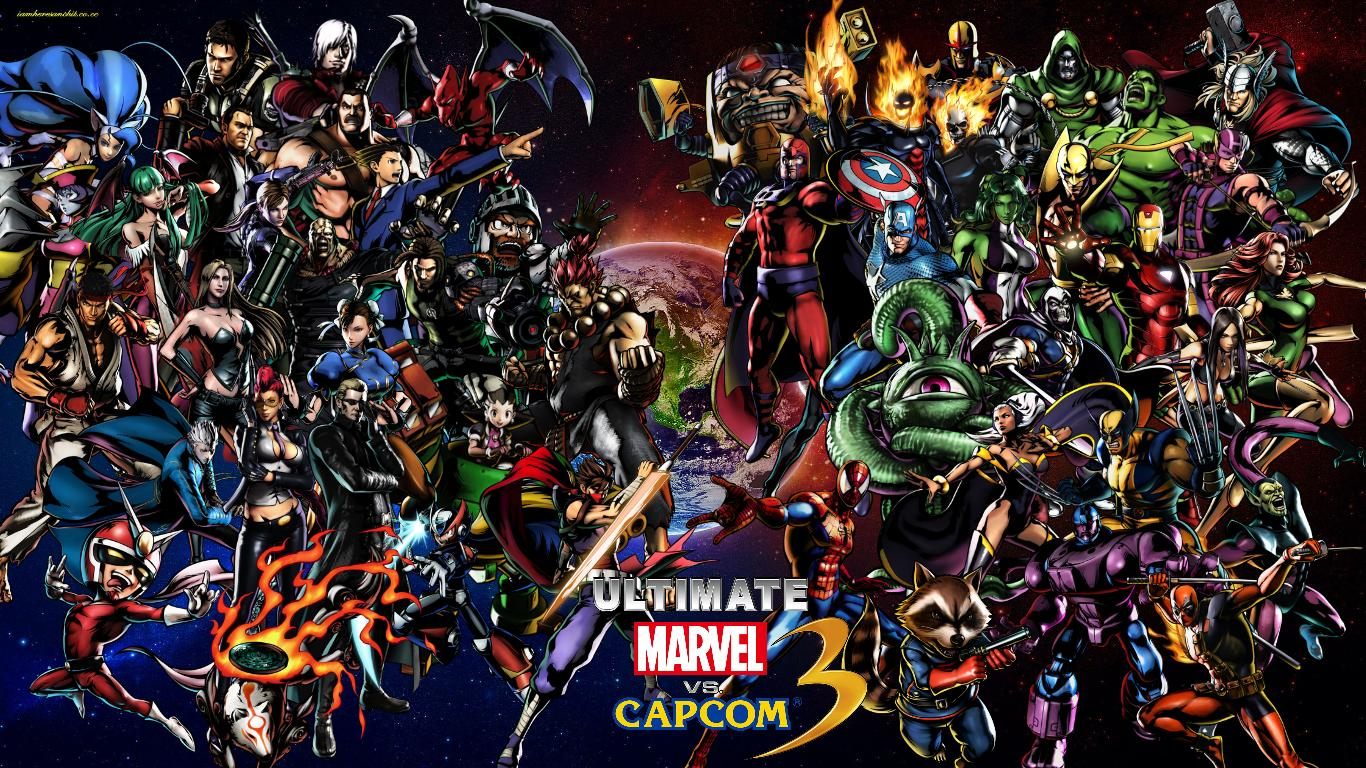 1366x768 Marvel HD Wallpapers 1080p Group (84+)