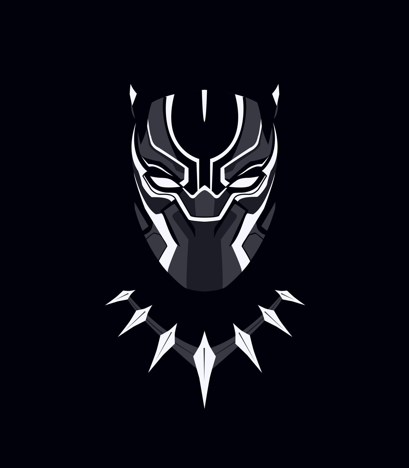 1400x1600 15 Black Panther Marvel Wallpapers 4k iPhone, Android and ...