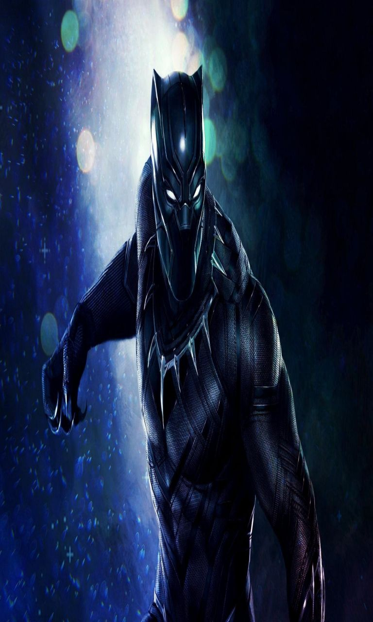 768x1280 Free download Black Panther HD Wallpaper 52DazheW Gallery ...
